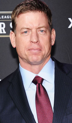 Troy Aikman Net Worth Girlfriend Married Husband Dating House Salary Hall Of Fame