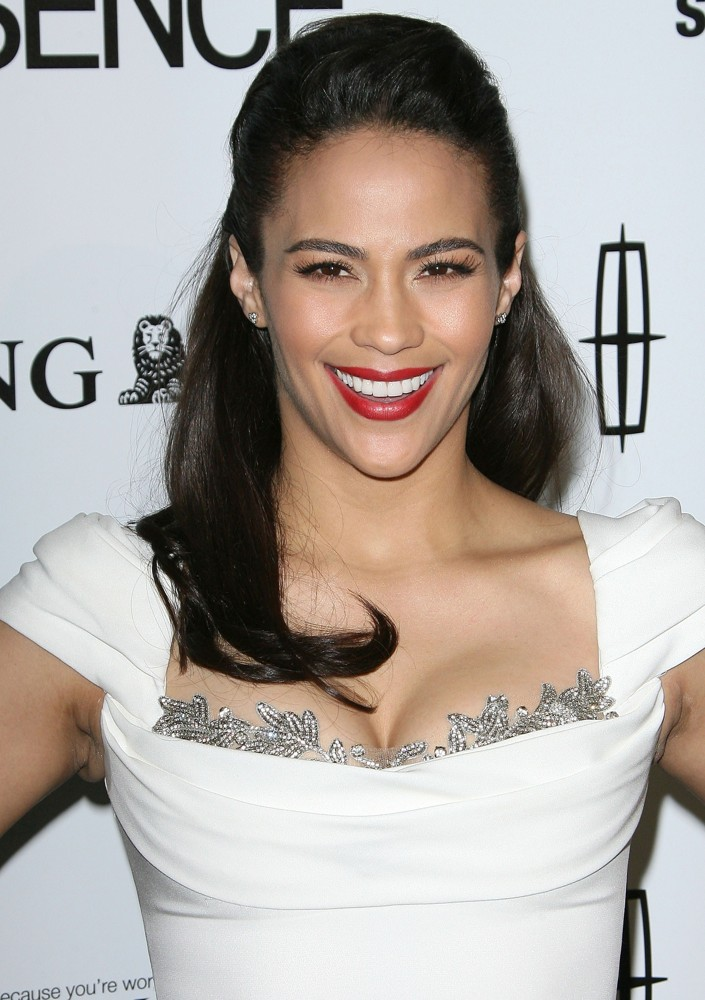 Charles Patton And Paula Patton Paula Patton