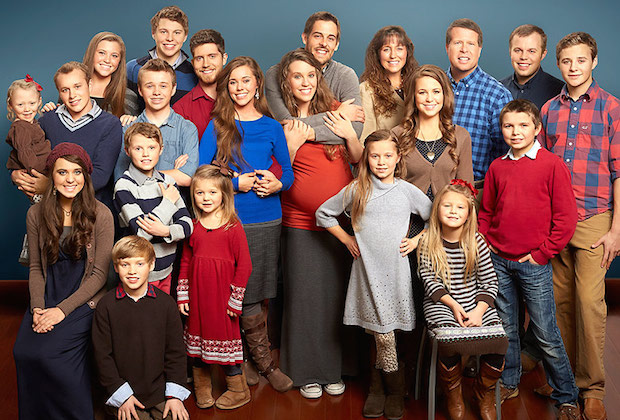 Cast of the TV shows 19 Kids and Counting