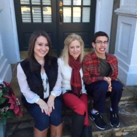 Tamra Cantore with her kids
