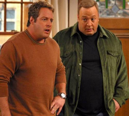Gary Joseph Knipfing with his brother, Kevin James