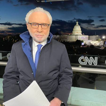Wolf Blitzer coverage of the historic Inauguration from CNN news